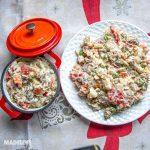 Salata de Boeuf low carb / Low carb Boeuf salad
