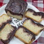 Chec cu faina de cocos / Coconut flour pound cake