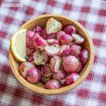 Ridichi coapte / Roasted radishes