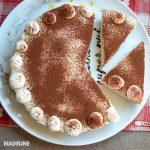 Cheesecake Tiramisu keto / Keto Tiramisu cheesecake