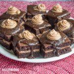 Amandine keto / Keto chocolate rum cakes