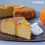 Prajitura cu portocale / Orange cake