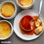 Crema de zahar ars clasica / Clasic creme brulee