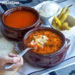 Ciorba de pui la multicooker / Pressure cooker chicken sour soup