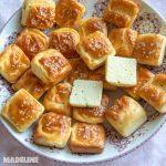 Chifle keto cu crema de branza / Keto cream cheese rolls