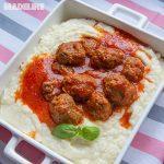 Chiftelute marinate la multicooker / Pressure cooker meatballs & tomato sauce