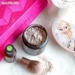 Sampon uscat DIY / Homemade dry shampoo