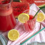 Limonada cu pepene / Watermelon lemonade