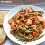 Pui cu fasole verde la multicooker / Pressure cooker chicken & green beans