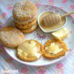 Biscuiti cu cartof dulce / Sweet potato biscuits