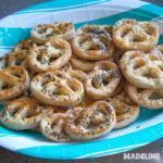 Covrigei fragezi de casa / Homemade tender pretzels
