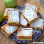 Placinta cu mere low carb / Low carb apple pie
