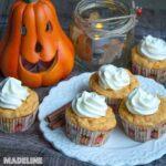 Briose keto cu dovleac / Keto pumpkin muffins