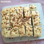 Prajitura Alb Negru keto / Keto black & white cake