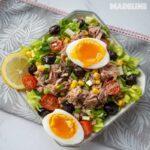 Salata de ton / Tuna salad