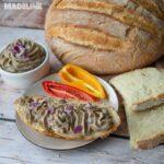Pasta de sardine si ou / Sardine & egg spread