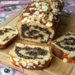Cozonac keto cu nuca si ciocolata / Keto walnut chocolate sweet bread