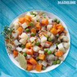 Tocana frantuzeasca de legume / French vegetable stew
