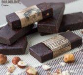 Batoane raw Nutella / Raw Nutella bars