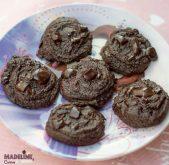 Fursecuri cu ciocolata si avocado / Avocado chocolate cookies