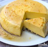 Crema de zahar ars / Egg custard
